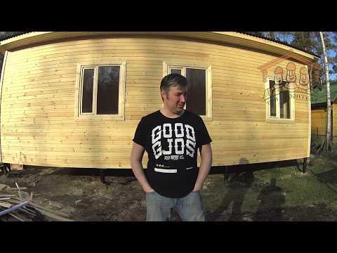 Андреев К.П. - видеоотзыв о строительстве