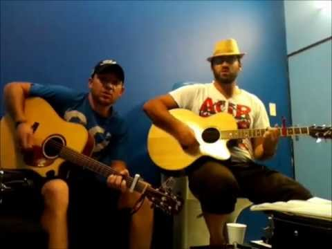 Simon and Garfunkel the boxer performed by Neil Somers and Christiaan Kritzinger Cover