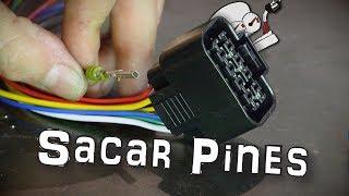⚡Cómo SACAR PINES De Un CONECTOR ELÉCTRICO. Kit Extractor De Pines Universal - PetrolheadGarage