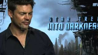 Karl Urban Interview London IV