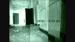 Cinephile - Undone