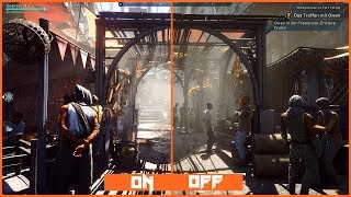 Anthem Max Settings  E3 2017 VFX Reshade MOD  Gameplay  Comparison