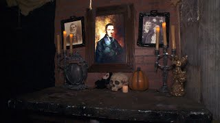 Creepy DIY Halloween Decorations From The Creators Of 3 Over-The-Top Haunted Houses