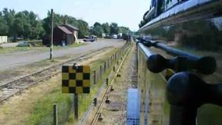 A Trip Up the Great Central Mainline in GNR N2 No.1744. July 2009