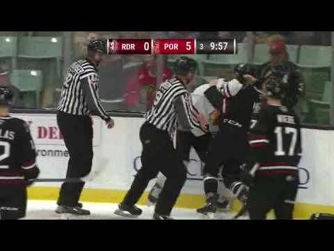 Kyle Masters vs. Jaydon Dureau