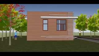 Small House Plan - SHP 1013
