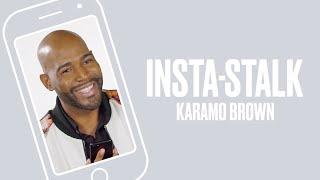Queer Eye's Karamo Brown Insta-Stalks the Fab Five   ELLE