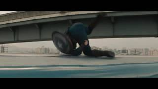 Avengers Age Of Ultron Escena Capitan America Vs Ultron Parte 1 Español Latino HD