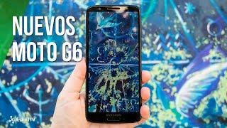 Moto G6 y Moto E5: los NUEVOS MOTOROLA ya están aquí