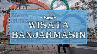5 Tempat Wisata di Banjarmasin untuk Liburan Akhir Pekan, Coba Mampir ke Taman Siring 0 Kilometer