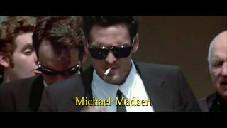 Reservoir Dogs Opening Titles [Full HD]