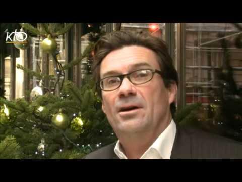 Entretien de l'Avent -Nicolas Bergereau