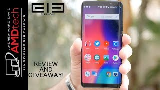 Elephone U Pro Review and Giveaway!:  Before you Buy the Samsung S9 Check this Out!