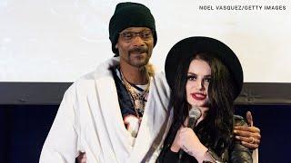 Snoop Dogg hosts a screening of