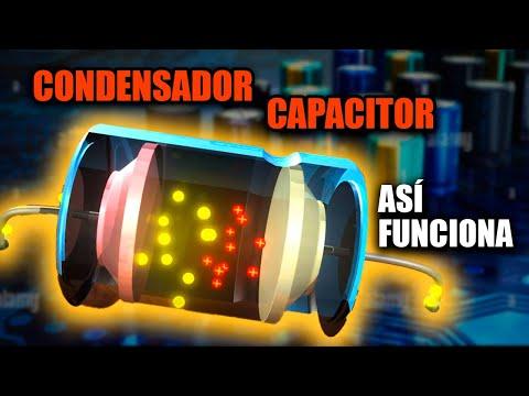 Cómo funciona un capacitor y para que sirve ? (Condensador eléctrico)