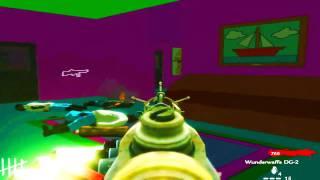 Nazi Zombie House Massacre 2 - Custom Map Gameplay (Call of Duty ...
