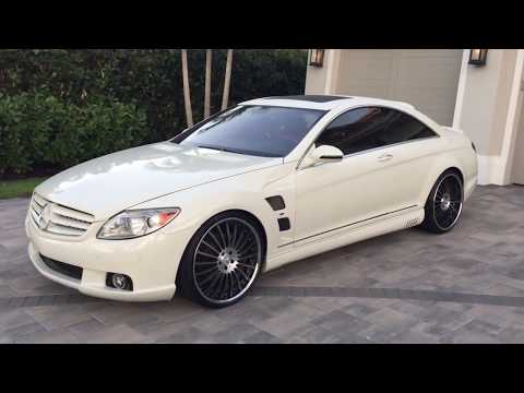 2007 Mercedes Benz CL550 with Lorinser Package Review and Test Drive by Bill - Auto Europa Naples
