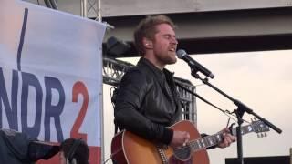 Johannes Oerding - Jemanden wie dich - 29.06.13 - Kieler Woche (live)