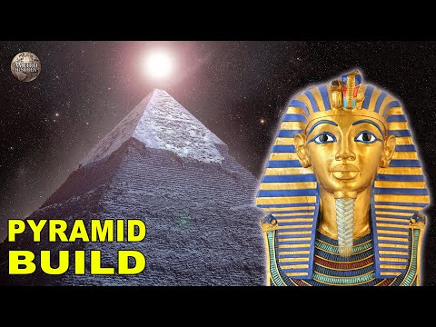 Watch the Secrets of the Construction of the Pyramids