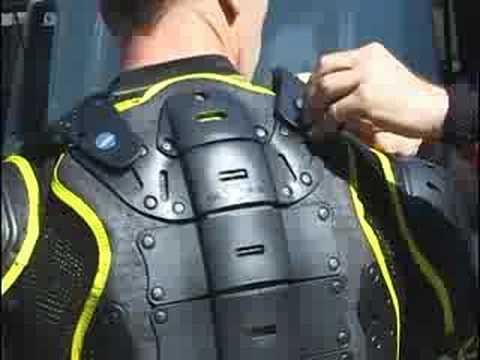 Test protezioni per motociclisti - part1