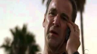 Criminal Minds 2x03 - Garcia talking with Gideon