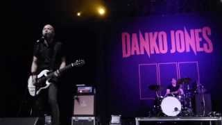 "Danko Jones ""Bounce"" Live Toronto March 14th 2014"