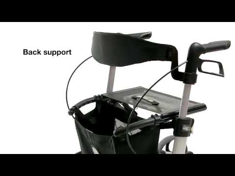 Gemino 30 Rollator from Mobility Care 4 u