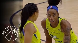 [WNBA] Los Angeles Sparks vs Dallas Wings Full Game Highlights, July 9, 2019