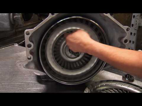 Torque Converter How To video by Certified Transmission