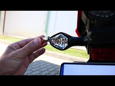 Honda CB500F - Turn Signal Light Replacement