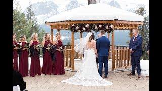 Canmore Wedding Photographer: Silvertip Resort - Video Clip