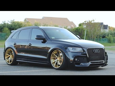 Gold and Groceries!- Audi SQ5 Review!