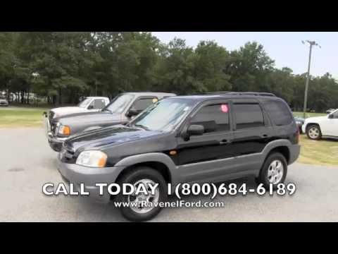 2002 Mazda Tribute ES Charleston Car Videos Review * For Sale @ Ravenel Ford SC