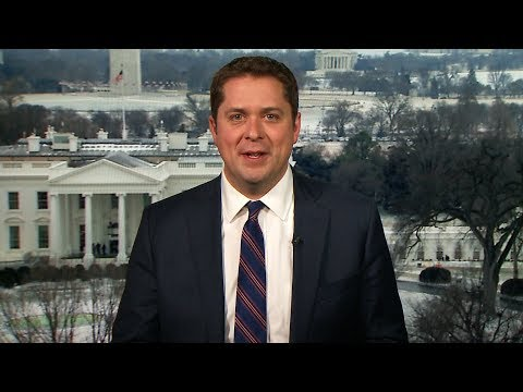 Trump administration 'causing a lot of anxiety' on NAFTA: Scheer