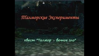 Skyrim: Талмор - Вечное Зло (обзор нового квеста!)