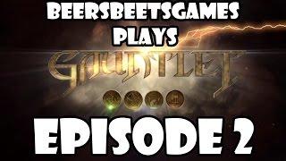 Gauntlet Episode 2 - Turkey Jerk!
