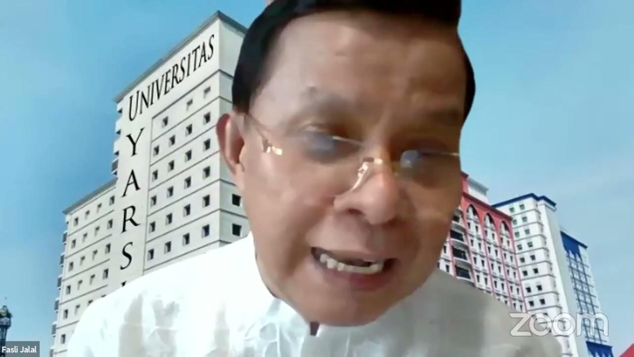 ICMI PODCAST Satu Jam Bersama Prof Fasli Jalal Bag 4