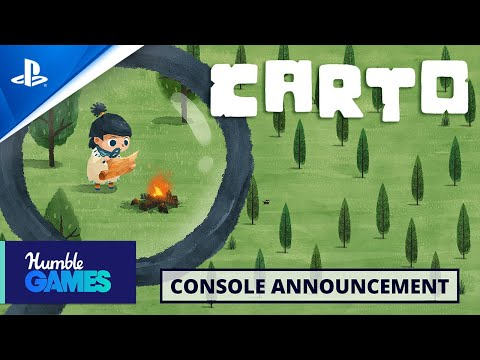 Carto - Announcement Trailer | PS4