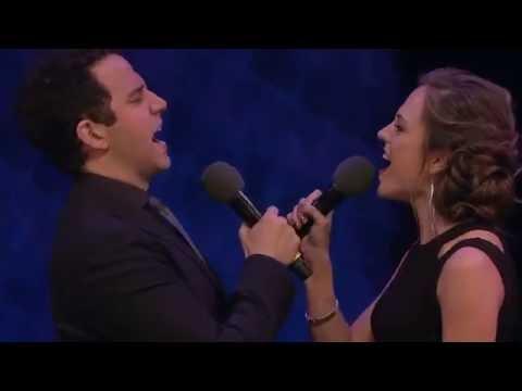 Anything You Can Do -- Laura Osnes & Santino Fontana