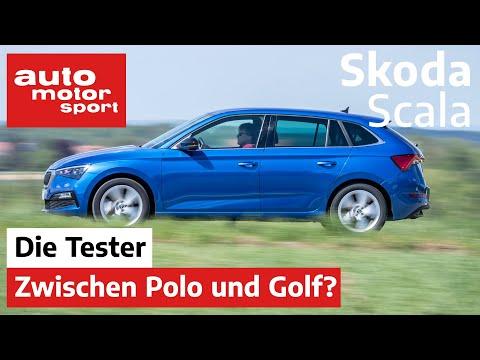 Skoda Scala: Ein Polo so groß und gut wie ein Golf? - Test/Review | auto motor und sport