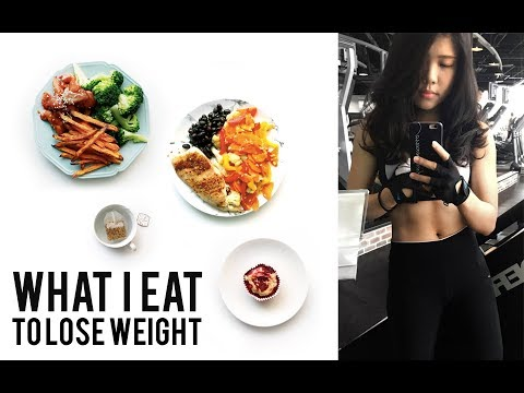 Cara menurunkan berat badan dengan semacam tumbuhan