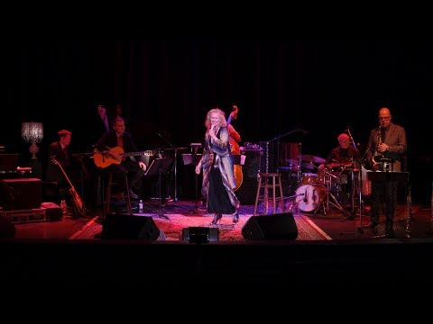 A Romantic Evening with Jackie Allen - Live at the Rococo online metal music video by JACKIE ALLEN