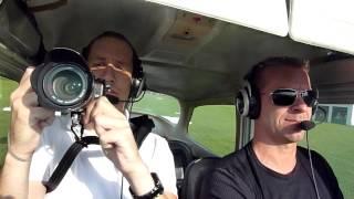 Landung EDNC Andi fand meine Landung leider zum Kotzen ;o) Scheiß Cevapcici