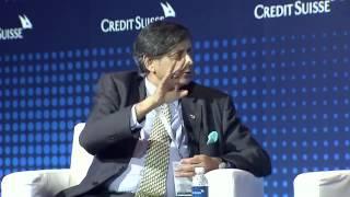 "Shashi Tharoor Discussion on ""China versus India"""