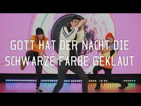 """Videoclip """"ZEAL KIDS Tanzvideo: Gott hat der Nacht die schwarze Farbe geklaut"""""""