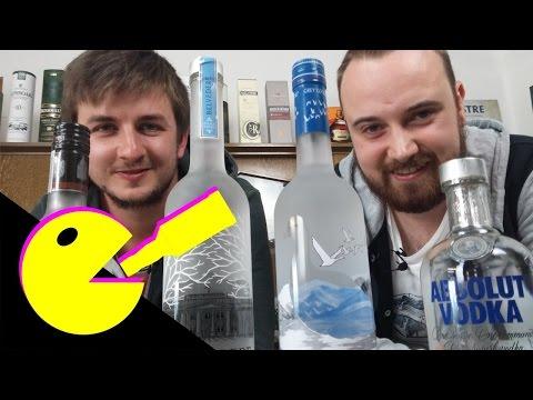 Beliebter Wodka- Grey Goose, Smirnoff, Belvedere, Absolut Vodka, Gorbatschow + Russian Standard