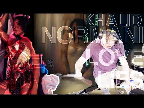 Khalid / Normani - Love Lies - Drum Cover (DrummerMattUK)