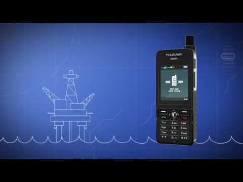 Thuraya XT PRO DUAL  Dual mode  Dual SIM Satellite Phone