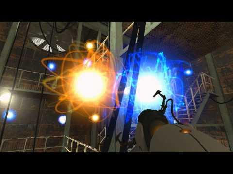 Portal - Божественные светящиеся шарики ^_^