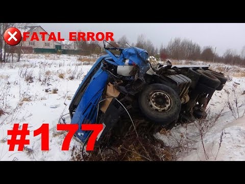 🚘🇷🇺[ONLY NEW] Car Crash Compilation In Russia (December 2018) #176